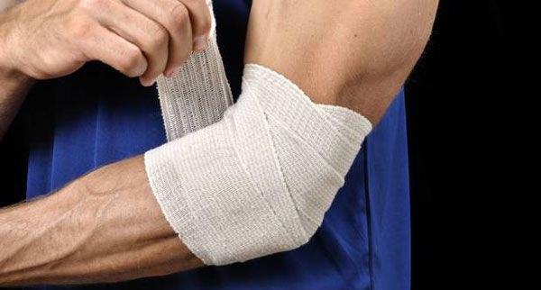 Болят локти после тренировки как лечить, первая помощь